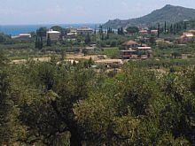 Photo: Land w/building licence near Alikes, Zakynthos