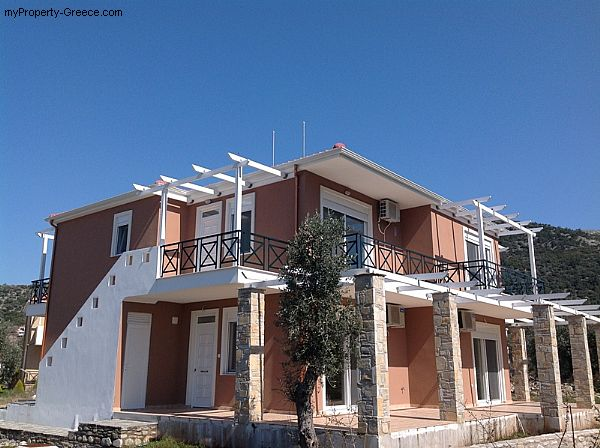 Photo: Affordable holiday apartments on Thassos