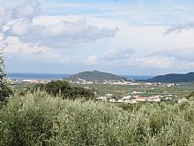 Photo: Land with sea view and  building licence on Zakynthos